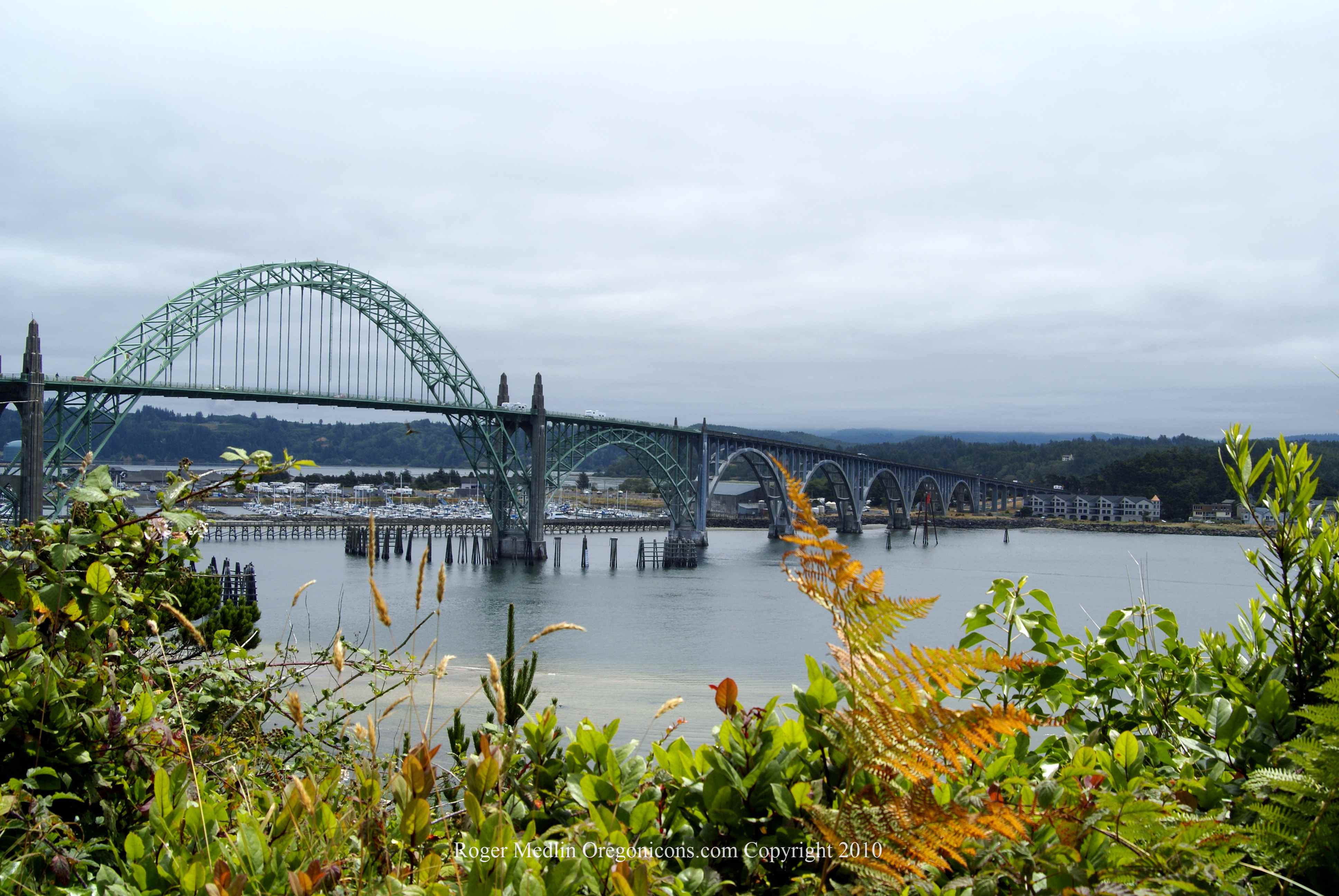 Newport, Oregon Bridge